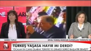 Türkeş'in eşi Seval Türkeş'den hayır açıklaması
