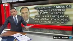 Fatih Portakal'dan Bekir Bozdağ'a tepki