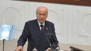 Son dakika haberleri: Devlet Bahçeli, Kılıçdaroğlu konuşurken neden güldüğünü açıkladı