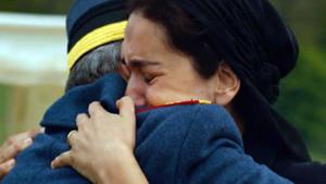Sosyal medya Azize ve Cevdet'in kavuşma sahnesini konuşuyor