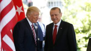 Erdoğan'dan Beyaz Saray'da kritik YPG açıklaması