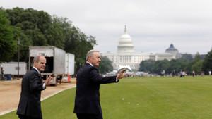 Obama'nın fotoğrafçısı House of Cards dizisine transfer oldu