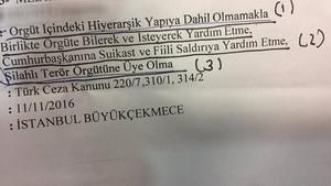 FETÖ'den tutuklanan Sözcü çalışanlarının mahkeme ifadelerinin tam metni