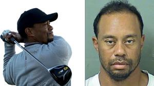 Tiger Woods'dan yeni skandal ! Uyuşturucu ve alkolden tutuklandı