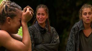 Survivor'da Gönüllüler gözyaşlarına boğuldu