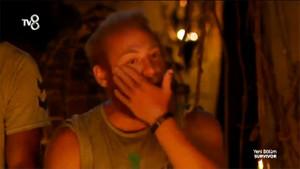 Furkan Survivor'dan elendi, veda konuşması ağlattı