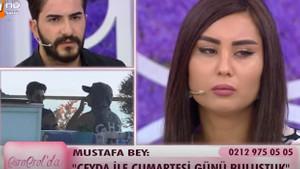 Esra Erol'da Ceyda ve Mustafa'nın yalanı ortaya çıktı