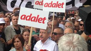 CHP, Adalet Yürüyüşünü resmen başlattı