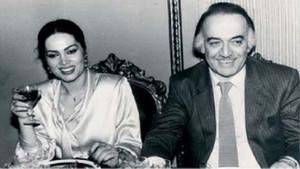 Türkan Şoray'ın büyük aşkı Rüçhan Adlı daha önce Şoray'ın annesiyle mi birlikteydi?