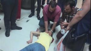 17 yaşındaki genç kız AVM'de intihar etti
