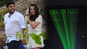 Necat Gülseven'den Ebru Yaşar'ı duygulandıran sürpriz