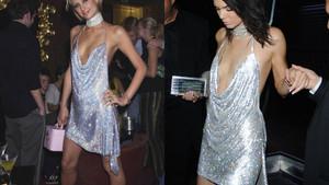 Kendall Jenner Paris Hilton'u nasıl taklit ediyor?