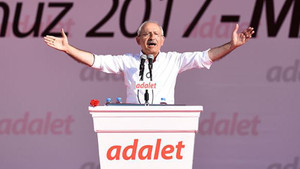 Deniz Zeyrek: Türkiye'de yürüyüşe destek ne kadar?