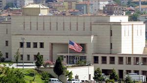 ABD İstanbul Başkonsolosluğu bahçesine giren iki kişi panik yarattı