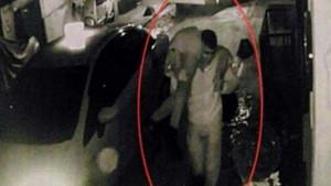 Tecavüzcü sapık genç kadını böyle omuzlayıp götürdü