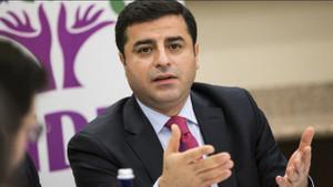 Demirtaş: CHP'yle ittifak arayışında değiliz, AKP'yle görüşmüyoruz