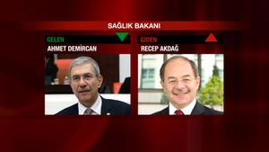 İşte yeni bakanlar ve kabineden ayrılan isimler