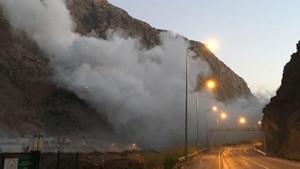 Hakkari'de patlatılan dinamit, deprem etkisi meydana getirdi