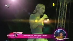 Aleyna Tilki'den skandal hareket! Konsere gelen hayranını kovdu