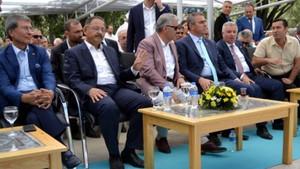 Bakan Özhaseki ile CHP'li vekil arasında gerginlik