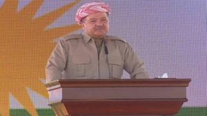 Barzani: Kimse bizi bağımsızlıkla ödüllendirmeyecek