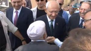 Kılıçdaroğlu'na emekli bitti dedi ve yere yığıldı