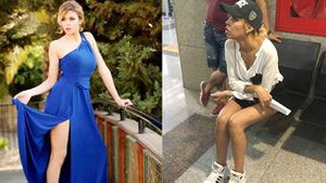 Faslı mankenin İstanbul kabusu! Taksici cinsel organını tutturdu