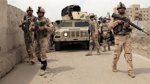 Son dakika: Irak Ordusu Kerkük'e giriyor! Barzani'ye büyük darbe