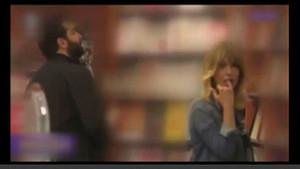 Gülben Ergen'in yasak aşkı Tolga Duğles ile olay görüntüleri