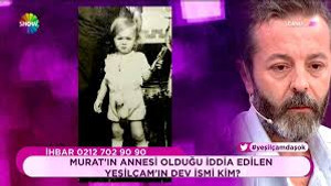Murat'ın annesi olduğu iddia edilen Yeşilçam oyuncusu kim?