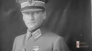 Atatürk'ün tüylerinizi diken diken edecek konuşmasıyla hazırlanan klip