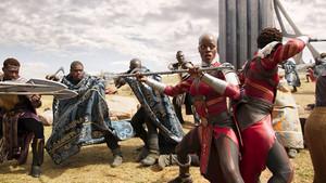 Kara Panter'in bilet satışları Marvel rekoru kırdı