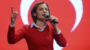 Canan Kaftancıoğlu: Erdoğan'la yargı önünde hesaplaşacağım