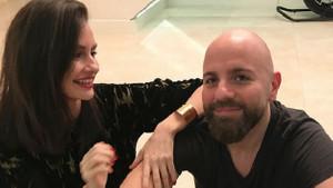 Yasemin Özilhan ve eşi İzzet Özilhan domuz gribi oldu