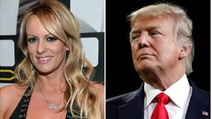 ABD bu iddiayı konuşuyor: Porno yıldızı Trump'un yatak sırlarını anlattı