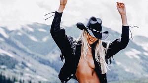 Fotoğraflarıyla milyonlar kazanan Instagram'ın en etkileyici iç çamaşırı modeli