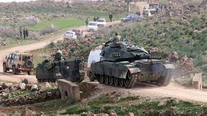 Hatay'da AFAD çadırına iki roket düştü: 1 ölü, 3 ÖSO askeri yaralı