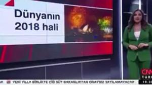 CNN Türk'te zam haberine ilginç anons