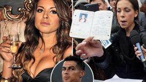 İşte Ronaldo'yu tecavüzle suçlayan kadınlar: 17 yaşındaki kıza da..