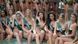 BM'nin 2018 Miss Earth (Yeryüzü Güzeli) adayları tanıtıldı
