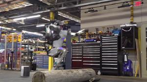 Boston Dynamics'in insansı robotu bunu da başardı!