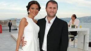 Özlem Yıldız ve eski eşi Sinan Erter'in doğum günü buluşması