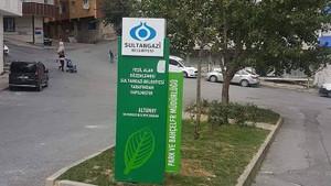 Sultangazi Belediyesi'nin yaptığı yeşil alan sosyal medyayı salladı
