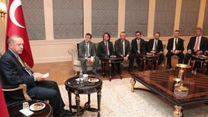 Erdoğan açıkladı: İş Bankası'ndan sonra Şişe Cam