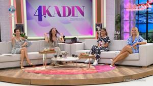 Kanal D'de Seda Akgül'ün yerine  Seray Sever geldi