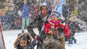 Meteorolojiden sağanak ve kar uyarısı