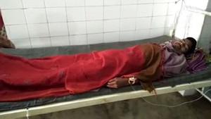Hindistan'da dehşet! Kıskançlık krizine giren kadın eşinin penisini kesti