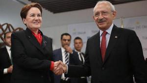 Kemal Kılıçdaroğlu ve Meral Akşener, olası CHP - İYİ Parti ittifakı için ne diyor?