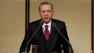 Erdoğan: Kadına ayrımcılık yapmamız mümkün değildir