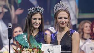 Rusya'nın en güzel öğrencisi Alina Zareynik oldu